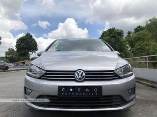 Volkswagen Volkswagen Sportsvan 1.4A TSI Comfortline