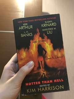 Hotter than Hell (Greek)