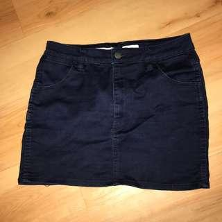 Wrangler Denim Hi Mini Skirt