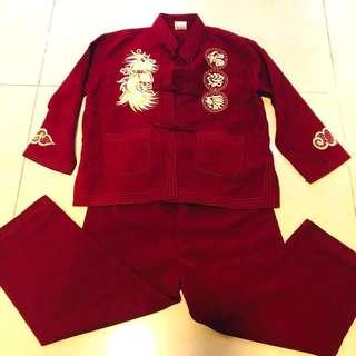 Chinese Traditional Kids Clothes