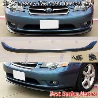 2005 富士 Subaru LEGACY JDM PU膠頭唇