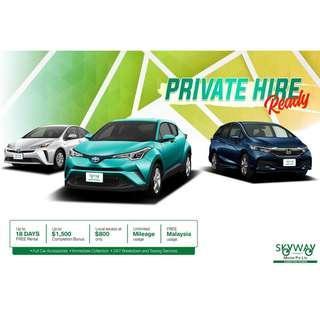 New Toyota CHR Hybrid 1.8 S