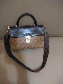 Lv two way bag