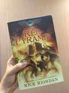 Red Pyramid / Throne of Fire