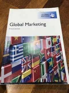 Global marketing MKT 302