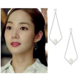 🚚 What's Wrong With Secretary Kim Earring Design #3