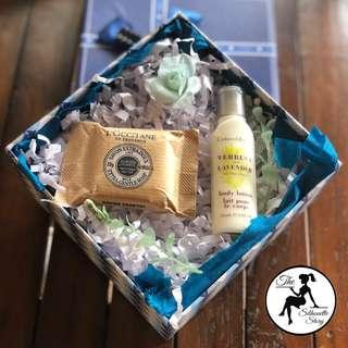 Bath Gift Box Set 7