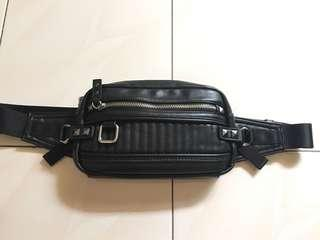 Original Zara man waist bag