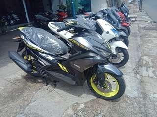 Yamaha aerok standar 155 cc th 2019