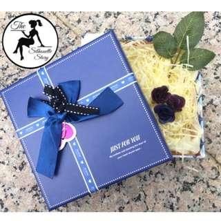 [READY STOCK] Blue Gift Box