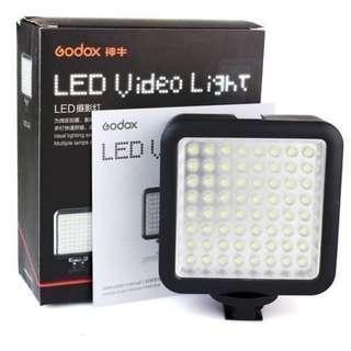 Godox LED64 5V LED Video Light