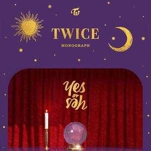 Twice - Yes Or Yes Monograph Limited edition