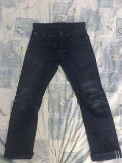 SUPER SALE ! Pure Blue Japan / PBJ Denim Jeans