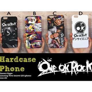 casing hadrcase softcase murah ONE OK ROCK BAND JEPANG JROCK