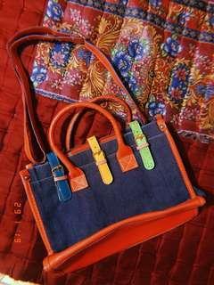 Denim Handbag [1]