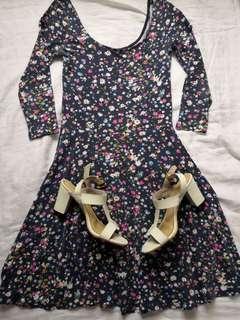 Terranova floral dress