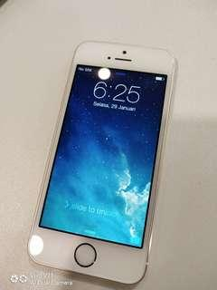 IPhone 5s gold Pre-own