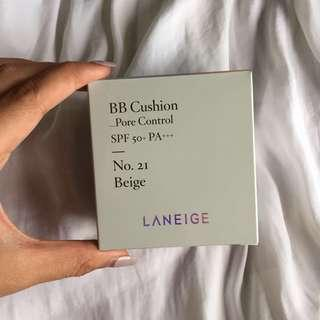 Laneige BB Cushion WITH REFILL