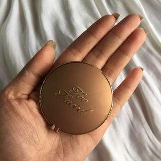 Too Faced Chocolate Soleil Matte bronzer mini
