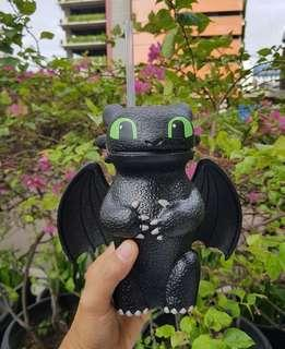 Tumbler Bottle Night Fury From How To Train Your Dragon