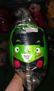 Boneka tayo hijau