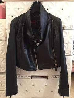 Woman's Leather Jacket女裝真皮皮䄛-軟身羊仔皮