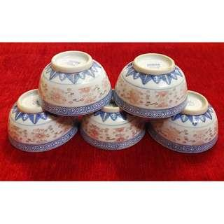 Old Chinese bowls