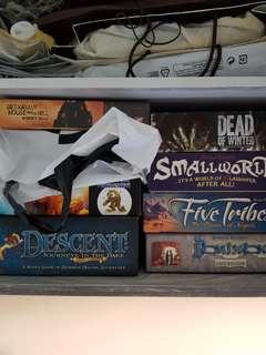 Boardgame to trade/sell/rent *Picture for reference only