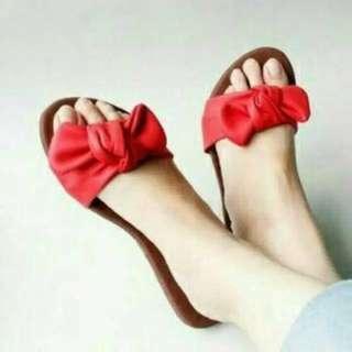 Sandal Pita Ribbon
