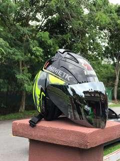 KYT MIMETIC Helmet W/A +601112299069