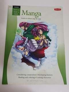 MANGA - LEARN TO DRAW STEP BY STEP