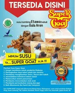 Susu Kambing Etawa SuperGoat
