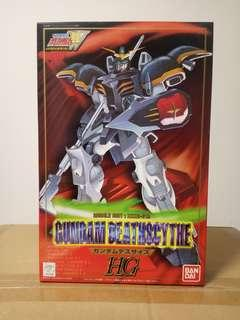 全新 1/100 HG 新機動戰記 W Gundam Deathscythe