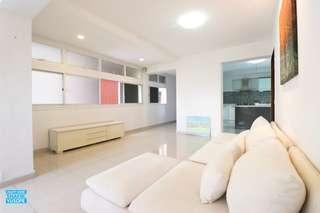 Beautifully renovated 4A