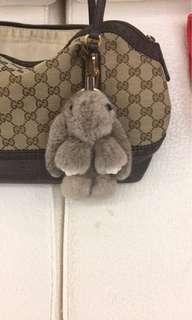 Gucci zipper over the shoulder bag