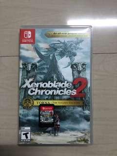 Xenoblade Chronicles 2 Torna Edition