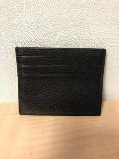 COS Leather Card Holder Wallet