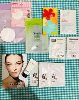 🚚 各款試用包-卸妝水/潤髮乳/乳液/BB霜...等