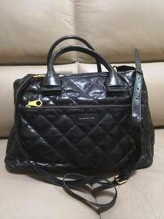 MARC BY MARC JACOBS 2-way leather bag