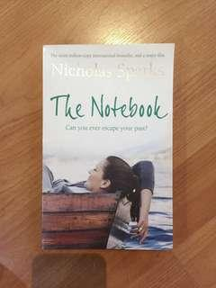 #BUY3FREE1 Nicholas Sparks: The Notebook