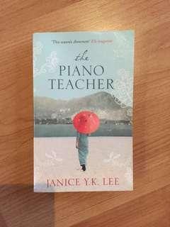 #BUY3FREE1: The Piano Teacher (English Version)