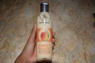 Brun Brun Hand & Body Lotion Sweet Mango (PRELOVED)