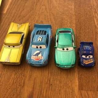 Disney Cars Diecast set