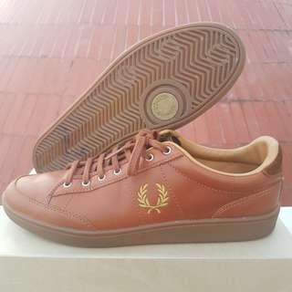 Fred Perry Leather Shoes