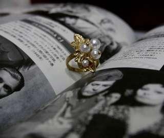 🚚 🌜復古造型戒指🌛