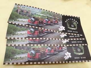 🚚 鐵道自行車體驗券