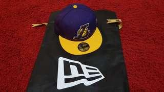 New Era NBA Lakers Cap