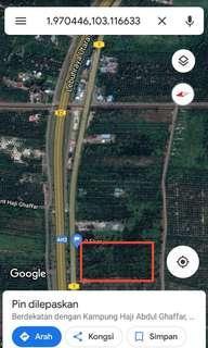 9 Ekar, Tepi Jalan Utama, Yong Peng, Johor