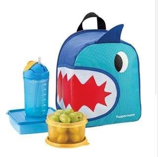 Limited Tupperware Toddler Set~Baby Shark
