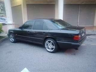 merz e260 W124 auto for sale
